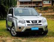 2012 Nissan X-Trail T31 Series IV ST 2WD Silver 6 Speed Manual Wagon West Hindmarsh Charles Sturt Area Preview