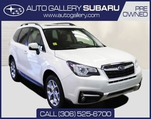 2017 Subaru Forester LIMITED W/ TECH PACKAGE | ADAPTIVE CRUISE C