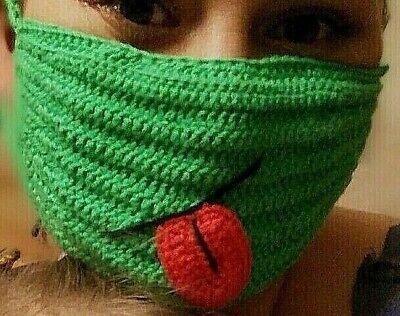 Maske-Mundschutz Frau Kinder Masken Handwerk 100% Baumwolle
