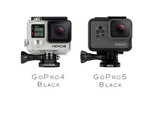 Rent GoPro 5 / 4 Black Cameras w/Mounts INCLUDED - Go Pro