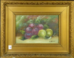 """Beautiful """"Still Life"""" Original Oil Painting by Earles Chester"""