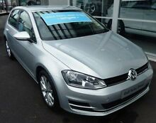 2015 Volkswagen Golf VII MY15 110TDI DSG Highline Silver 6 Speed Sports Automatic Dual Clutch Hatchb Mount Gambier Grant Area Preview