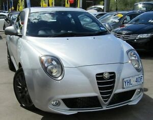 2011 Alfa Romeo Mito MY10 Grey 6 Speed Manual Hatchback Pearce Woden Valley Preview