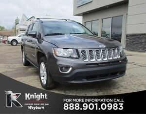 2016 Jeep Compass Sport Heated Leather Sunroof Remote Start