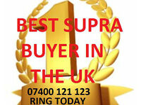 Toyota Supra WE ARE THE BIGGEST BUYERS OF SUPRAS IN THE UK WE WILL BUY YOUR CAR!