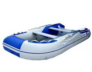 New KODIAK Sportsman Inflatable Boat Dingy 11ft 12 ft