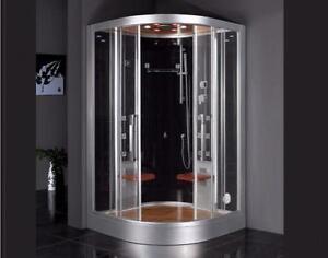 """DZ952F8 Steam Shower Sauna Enclosure - 47.2"""" x 47.2"""" x 89"""""""