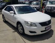 2007 Toyota Aurion GSV40R AT-X White 6 Speed Auto Sequential Sedan Cannington Canning Area Preview