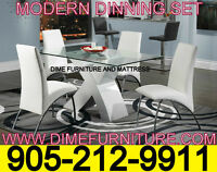 MODERN DINNING SET LOWEST PRICE GUARANTEED