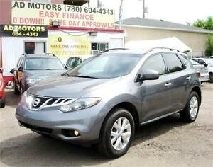 """NO ACCIDENT"" 2014 NISSAN MURANO 3.5 S AUTO LOAD 100% FINANCING"