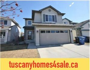 ♕  TUSCANY NW CALGARY   HOMES FOR SALE - from low $400's ♕