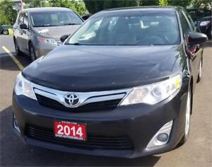 2014 Toyota Camry XLE | NAV | LEATHER | ROOF ACCIDENT FREE