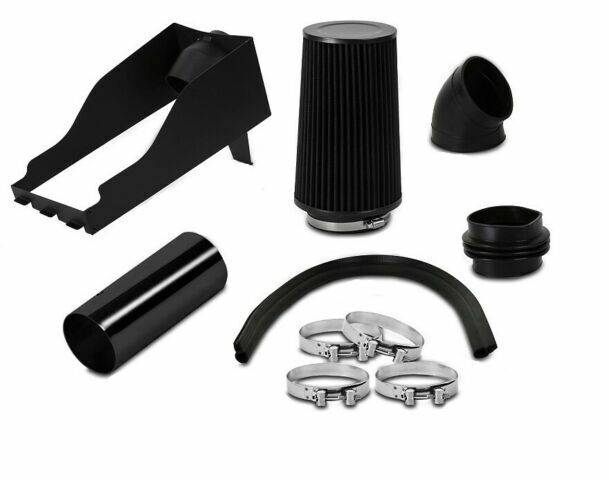 Blue Filter for 99-03 Ford F-250 Super Duty 7.3L Heat Shield Cold Air Intake