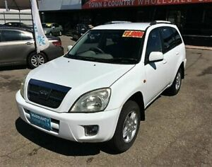 2011 Chery J11 T1X 2WD White Automatic Wagon Garbutt Townsville City Preview