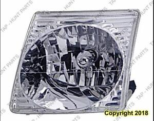 Head Lamp Driver Side Sport High Quality Ford Explorer 2001-2005