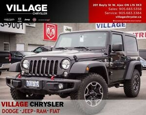 2016 Jeep Wrangler Rubicon,HARD ROCK,Bluetooth,Nav,leather, Remo