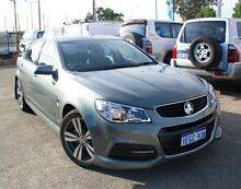 2013 Holden Commodore VF SV6 Grey 5 Speed Automatic Sedan Bellevue Swan Area Preview