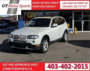 2010 BMW X3 30i AWD | $0 DOWN - EVERYONE APPROVED!