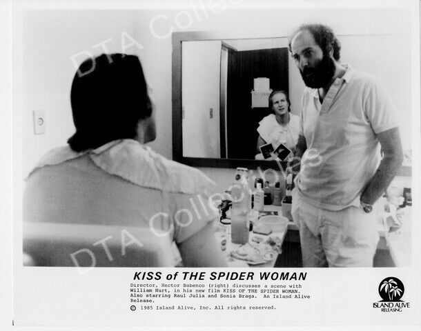 KISS OF THE SPIDER WOMAN-HECTOR BABENCO-WILLIAM HURT FN