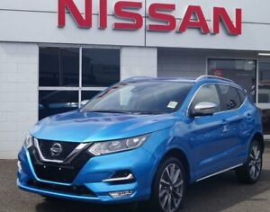 2019 Nissan Qashqai J11 Series 3 MY20 N-SPORT X-tronic Vivid Blue 1 Speed Constant Variable Wagon