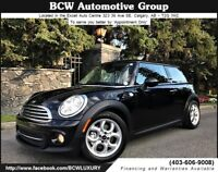 2013 MINI Cooper Technology Navigation Certified Must See! Calgary Alberta Preview