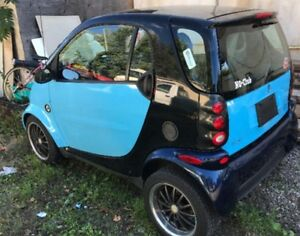 2003 Smart Fortwo Coupe (2 door) - FILL UP ONCE EVERY 2 WEEKS!