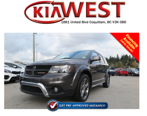 2017 Dodge Journey Crossroad V8 AWD