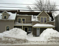 FOR RENT - 268 Park Street Moncton