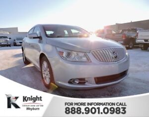 2012 Buick LaCrosse w/1SH Heated Leather Remote Start Bluetooth