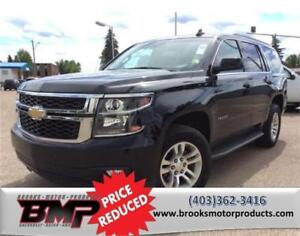 2016 Chevrolet Tahoe LT *NEW SALE PRICE w/Sunroof! Navigation!