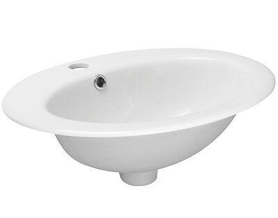 Design Keramik Einbauwaschbecken Einbauwaschschale Waschbecken Waschschale KR132