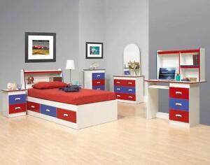 6 Piece Kids Bedroom set Start From