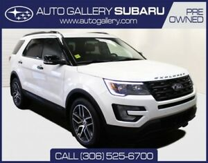 2017 Ford Explorer SPORT | EVERY OPTION | ONLY 13,159 KM