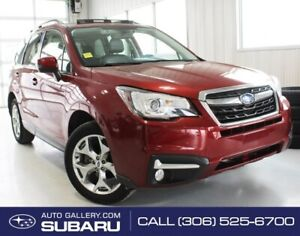 2017 Subaru Forester Limited w/Tech Pkg   FULL TIME AWD   HEATED