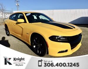 2017 Dodge Charger R/T Heated/Cooled Leather Back-Up Cam Remote