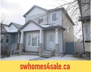 █ █ SW CALGARY | DETACHED HOMES FOR SALE from $350's █ █
