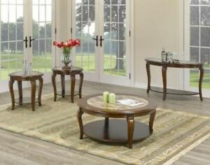 ROUND COFFEE TABLES ON SALE    LATEST COLLECTION (ND 473)