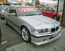 2000 BMW 316I  Silver Automatic Hatchback Dandenong Greater Dandenong Preview