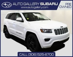 2015 Jeep Grand Cherokee AWD | LEATHER TRIM | SUNROOF | 8.4 UCON