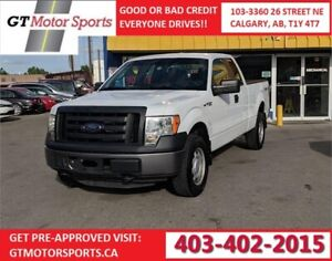 2012 Ford F-150 XL I $0 DOWN - EVERYONE APPROVED!
