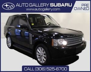 2008 Land Rover Range Rover SC | WESTMINSTER | TWO-TONED INTERIO