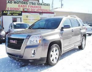 2012 GMC TERRAIN SLT-1 AWD LEATHER SUNROOF 100% FINANCING!!