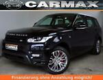 Land Rover Range Rover Sport V8 Autobiography Dynamic, Voll