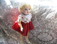 """19"""" SAUCY WALKER SUSIE STEPPS RELIABLE LIGHT BLONDE DOLL 1951"""