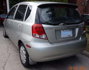 2005 Suzuki Swift + 4DR Hatchback ETEST, SAFETY, NO RUST!!!