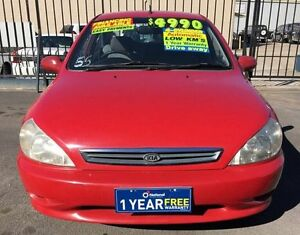 2001 Kia Rio  4 Speed Automatic Sedan Underwood Logan Area Preview