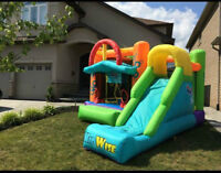 FunHouse Combo Bouncy Castle Inflatable Rental ($150) Delivered