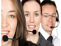 TELESALES AGENTS WANTED FULL & PART TIME - £10 PER HOUR