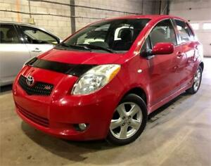 2007 Toyota Yaris RS 214,000km Manuelle A/C / GRP ELEC / MAGS