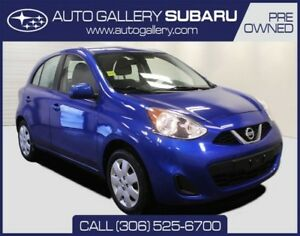 2015 Nissan Micra SV | PWR GRP | CRUISE | LOADED